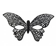 Нитяная маска в форме бабочки  Маска в форме бабочки.