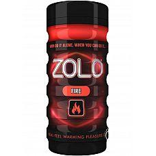 Мастурбатор ZOLO FIRE CUP  Мастурбатор ZOLO FIRE CUP.