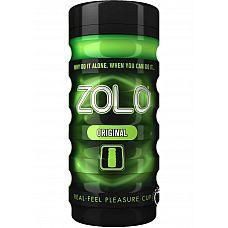 Мастурбатор ZOLO ORIGINAL CUP  Мастурбатор ZOLO ORIGINAL CUP.