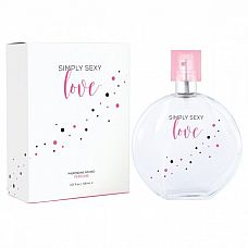 Женские духи с феромонами Perfume Simply sexy - 100 мл.  Женские духи с феромонами Perfume Simply sexy. Приятный цветочный аромат с нотками цитрусовых.