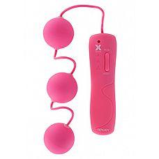 Интимные шарики с вибрацией, 3 см.   Великолепные вагинальные шарики, предназначенные для укрепления интимной части женского тела.