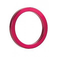 Эрекционное кольцо Metal Pink (size M) SH-OU013PNK