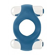 Виброкольцо Blue SH-MJU015BLU