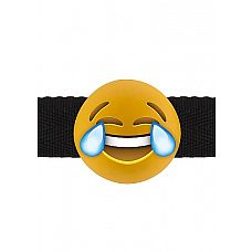 Кляп Laughing out Loud Emoji SH-SLI159-3