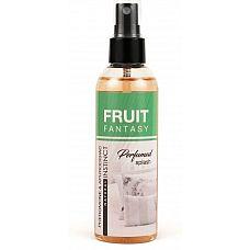 Парфюмированная вода для тела и текстиля Fruit Fantasy - 100 мл.  Парфюмированный спрей  с феромонами и афродизиаками FRUIT FANTASY.