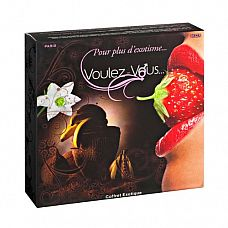 Набор Gift box exotics   Набор для тех, кто любит из прелюдии сделать сказку.