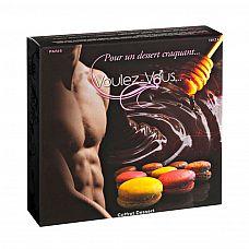 Набор  Gift box Desserts   Этот вечер будет наполнен ароматами изысканных десертов.