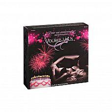 Набор  Gift box Birthday   Сделай свой вечер ароматным и сладким, словно торт на дне рождения.