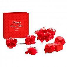 Эротический набор Happily Ever After Red Label  Красивый набор для невест и не только.