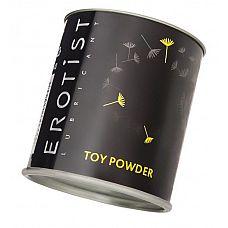 Пудра для игрушек TOY POWDER - 50 гр.  Erotist Toy Powder   пудра для ухода за игрушками из TPR.