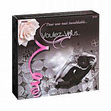 Набор Voulez-Vous... - Gift Box Wedding   Набор, созданный для идеальных пар, оживляющий отношения и дарящий наслаждение.