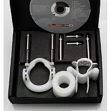 Набор для увеличения пениса Jes Extender Light   Jes-Extender Light представляет собой аппарат для удлинения мужского полового органа с помощью растягивающего усилия.