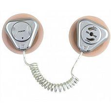 Электростимулятор с двумя присосками для груди или клитора Electrial Breast Beauty  Электростимулятор с двумя присосками для груди или клитора Electrial Breast Beauty.
