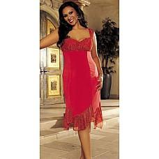 Изящное платье из сатина  Гламурное  платье с отделкой.