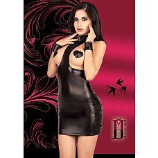 Платье с открытой грудью от Mens dreams    БДСМ платье с открытой грудью.