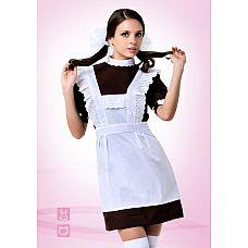 Костюм школьная форма СССР от Le Frivole Costumes   В Советском союзе секса не было, зато были самые красивые и прилежные ученицы, а не какие-то развращенные нимфетки.