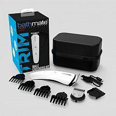 Триммер для интимных стрижек Bathmate Trim  Отличный триммер для тех, кто не хочет переживать о лишних волосах в интимное зоне.