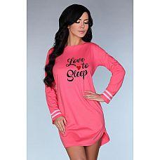 Ночная рубашка Cayani с длинными рукавами  Ночная рубашка Cayani с длинными рукавами.
