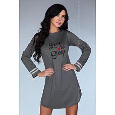 Ночная сорочка Dill с длинными рукавами  Ночная сорочка Dill с длинными рукавами.