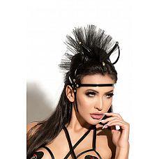 Маска с ушками Queen of hearts Allure  Allure   линейка аксессуаров для создания неотразимого образа очаровательной обольстительницы.