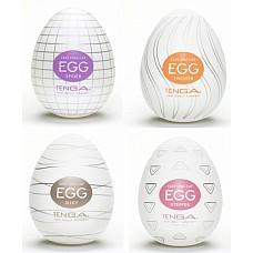 Рождественские яйца от Tenga  Откройте для себя в новогоднюю ночь целый спектр феерических ощущений с яйцами Tenga.