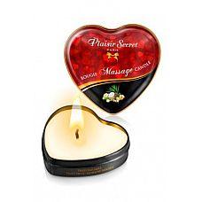 Массажная свеча с ароматом экзотических фруктов Bougie Massage Candle - 35 мл.  Массажная свеча с ароматом экзотических фруктов Bougie Massage Candle.