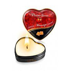 Массажная свеча с ароматом карамели Bougie Massage Candle - 35 мл.  Массажная свеча с ароматом карамели Bougie Massage Candle.