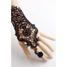 Кружевная перчатка-браслет Katida  Кружевная перчатка-браслет Katida.