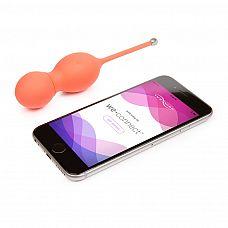 Шарики с вибрацией и смарт-управлением We-Vibe Bloom   Девочки! Знаменитая компания We-Vibe наконец-то выпустила шарики для тренировки интимных мышц.