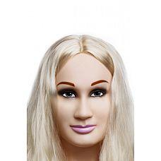 Реалистичная кукла Vivid Raw Super Model Love Doll   Кукла Vivid Raw Super Model Love Doll телесная - супер модель.