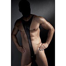 Эротическое боди Derrick из ткани с wet-эффектом  Эротическое боди Derrick из ткани с wet-эффектом.