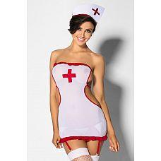 Комплект сексуальной медсестры Persea  Сексуальный комплект медсестры.