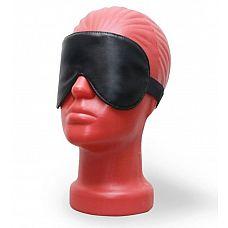Светонепроницаемая маска на глаза из эко-кожи  Затеяли опасную секс-игру с наказаниями и испытаниями на верность? Не забудьте о фетиш-игрушках.