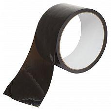 Чёрная бондажная лента Bondage Tape - 18 м.  Чёрная бондажная лента Bondage Tape.