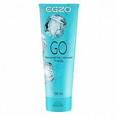 Пролонгирующий лубрикант на водной основе Egzo Go - 100 мл.  Пролонгирующий лубрикант на водной основе Egzo Go. Позволит еще больше продлить удовольствие.