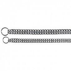Цепь двухрядная 2,5мм x 45см, хромированная сталь  Цепь двухрядная 2,5мм x 45см, хромированная сталь