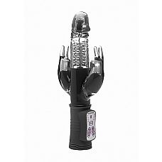 Вибратор Hi-Tech Laci Black SH-SIM015BLK