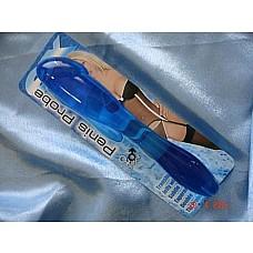 Анально-вагинальный стимулятор Penis Probe (ToyJoy 7183)  Анально-вагинальный стимулятор анатомической формы, повторяющий изгибы вашего тела. Сделан из приятного, скользящего материала, что обеспечит более комфортное введение. Длина- 20 см.