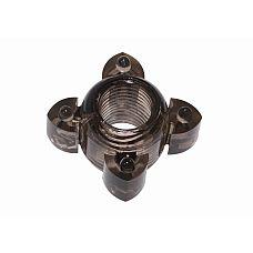 Эрекционное кольцо Rings Screw black 0112-41Lola