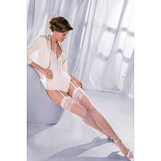 Чулки под пояс Calze Princessa 10  Классические тонкие чулки с добавлением волокна LYCRA предназначены для ношения с поясом.