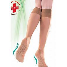 Гольфы Medica 20 den с эффектом массажа  Гольфы с профилактическим эффектом массажа стопы и непережимающеи¶ резинкои¶, с ALOE VERA.