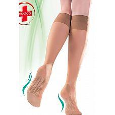 Гольфы Medica 40 den с эффектом массажа стопы  Гольфы с профилактическим эффектом массажа стопы и не пережимающеи¶ резинкои¶, с ALOE VERA.