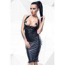 Платье с открытой грудью и вырезом в форме сердца сзади Laureen  Laureen   это платье, созданное подчеркнуть ваш утонченный вкус и выразить сексуальный настрой.