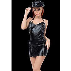 Костюм секси копа с фуражкой Men`s dreams   Эротический полицейский – это не просто очередной костюм для взрослых, это целая философия соблазнения.