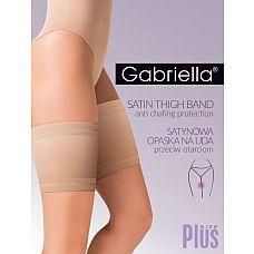 Сатиновые подвязки на ноги для защиты от натирания  Сатиновые подвязки на ноги для защиты от натирания, с силиконовой поддержкой.