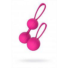 Набор вагинальных шариков S-HANDE Lover  Что точно должно быть у девушки, которая любит и ценит себя по-настоящему? Не сумочка, маникюр и туфли, это избитая аксиома в женском арсенале, а набор маленьких шариков для тренировки мышц влагалища.