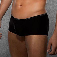 Укороченные боксеры на узкой резинке  Боксеры из легкого и эластичного нейлона.