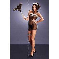 Игровой костюм служанки Flavia из 4 предметов  Игровой костюм служанки Flavia из 4 предметов.