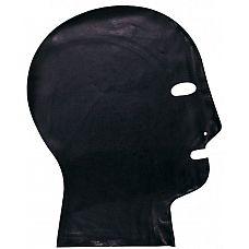 Латексный шлем-маска с прорезями для глаз и дыхания  Хотите новых ощущений   попробуйте латексную одежду в БДСМ играх! Шлем изготовлен из бесшовного латекса толщиной 0,35 мм.