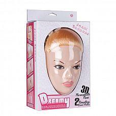 Надувная секс-кукла DREAMY DOLL JENNI SHABANE  Надувная секс-кукла DREAMY DOLL JENNI SHABANE.
